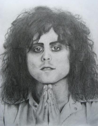 Marc Bolan by WindSwept